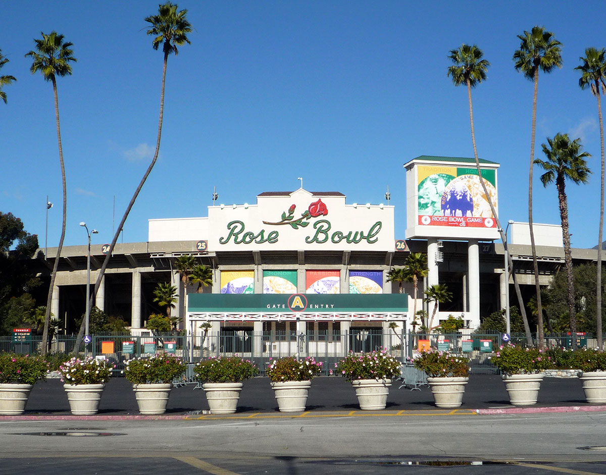 Rose Bowl Travel Packages