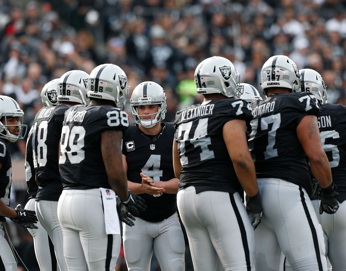 OAKLAND RAIDERS TRAVEL PACKAGES