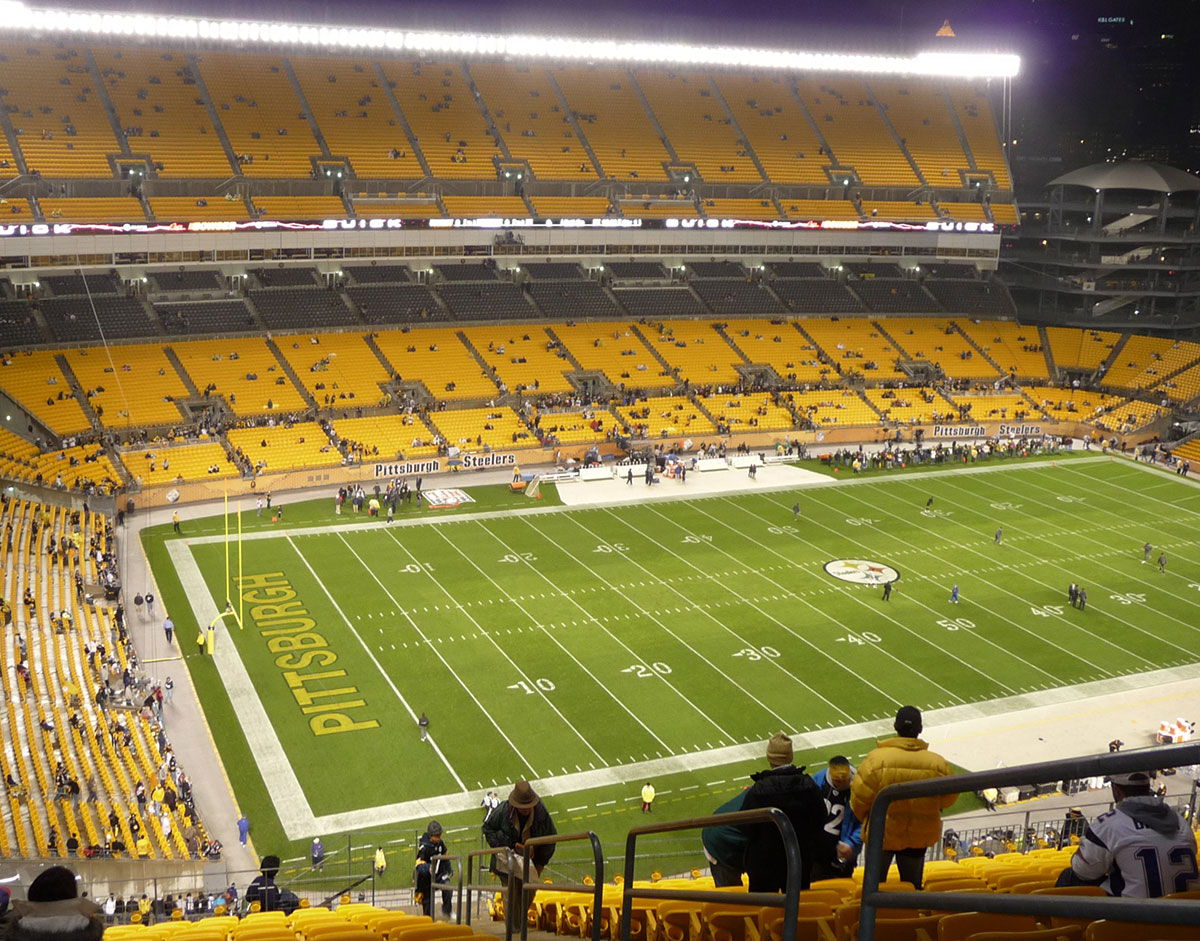 PITTSBURG STEELERS TRAVEL PACKAGES