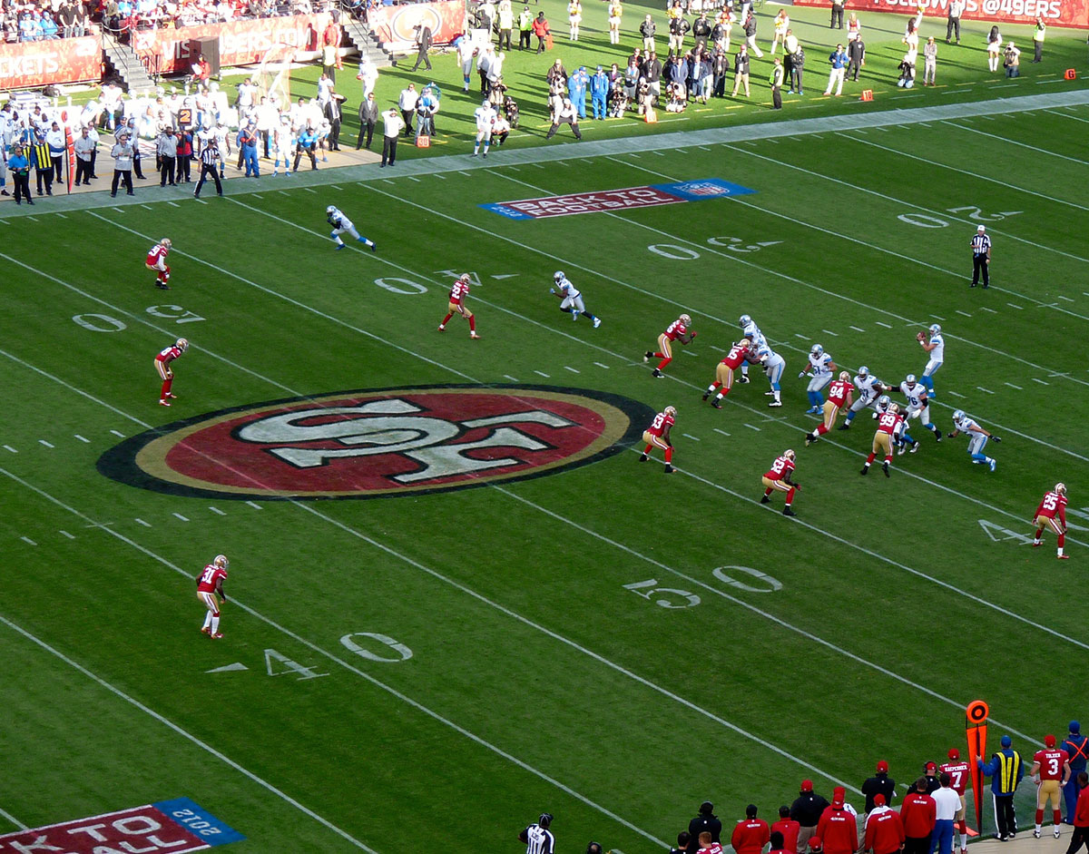 SAN FRANCISCO 49ERS TRAVEL PACKAGES