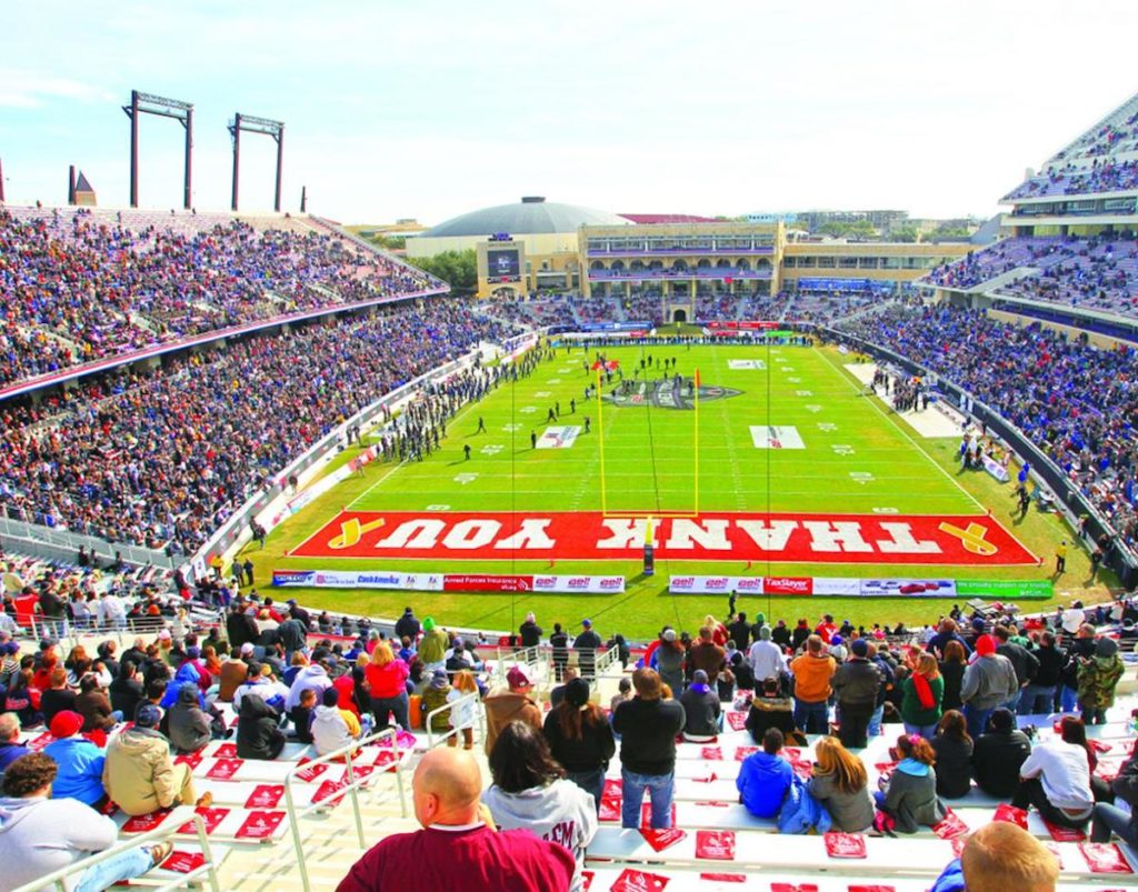 ARMED FORCES BOWL TRAVEL PACKAGE