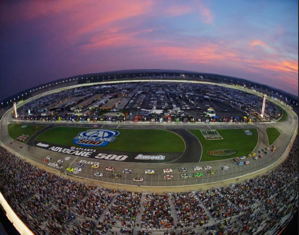ATLANTA NASCAR TRAVEL PACKAGE