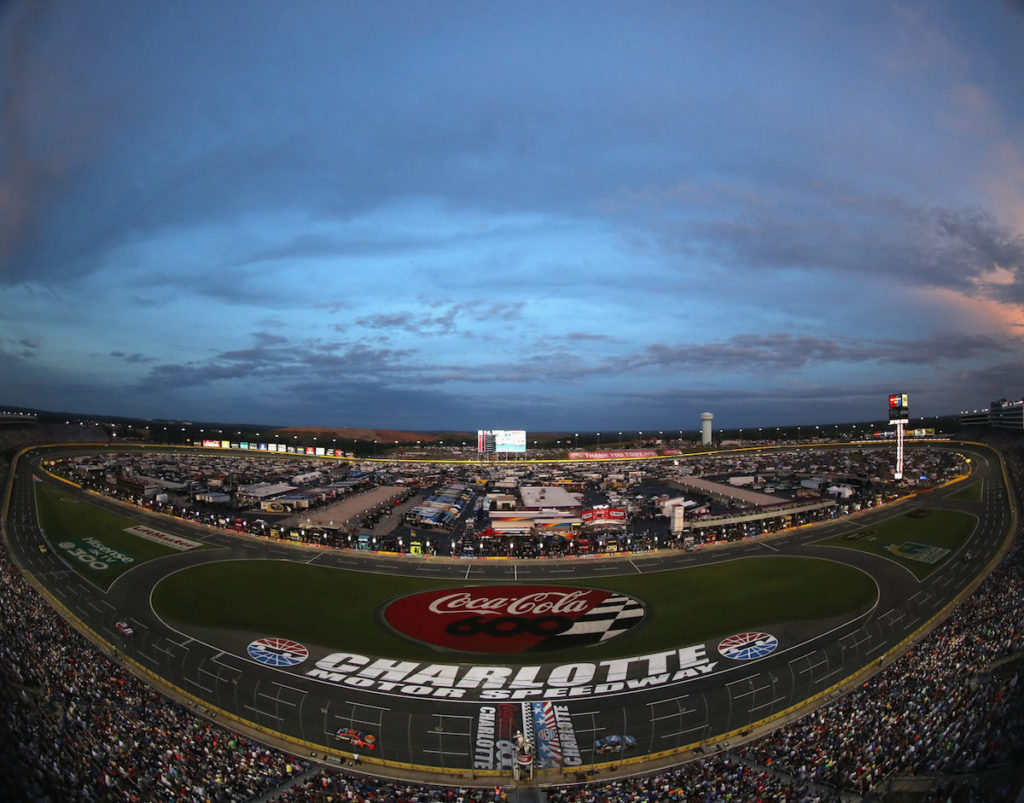 CHARLOTTE NASCAR TRAVEL PACKAGE