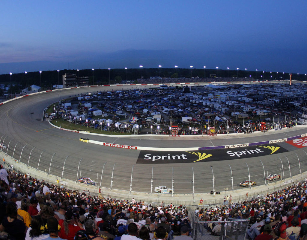 DARLINGTON NASCAR TRAVEL PACKAGE