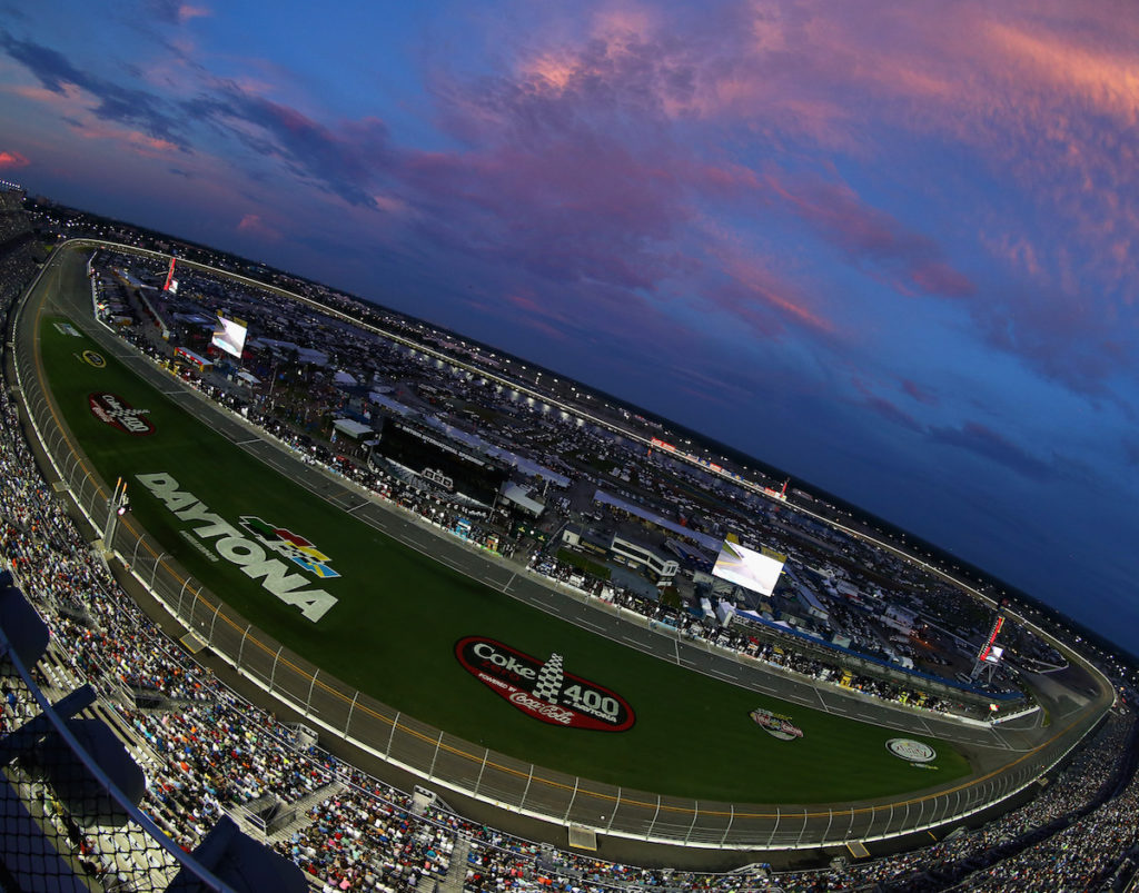 DAYTONA 500 TRAVEL PACKAGE