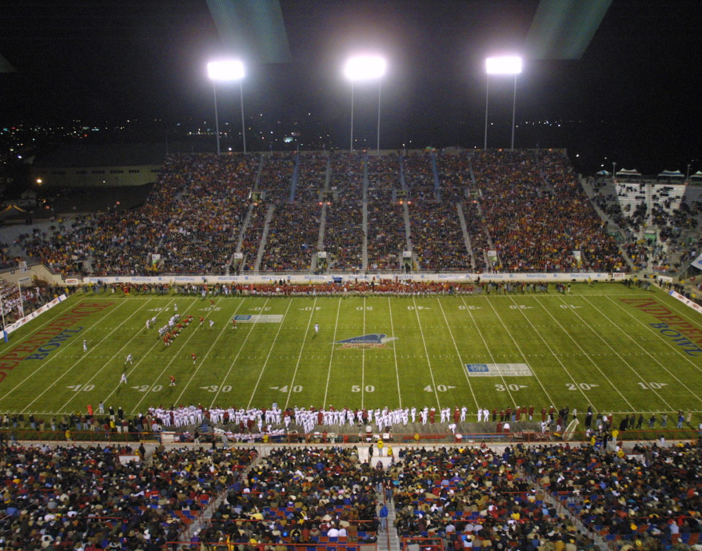 INDEPENDENCE BOWL TRAVEL PACKAGE