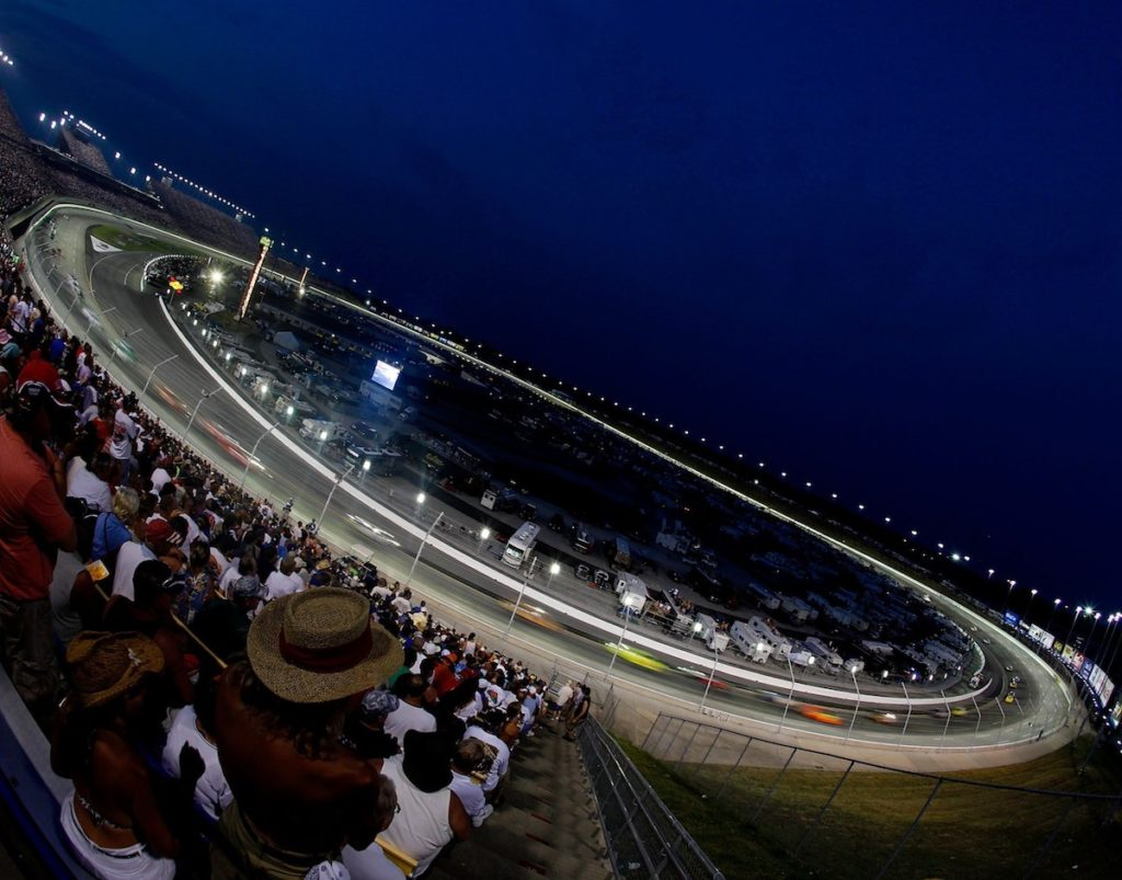KENTUCKY NASCAR TRAVEL PACKAGE