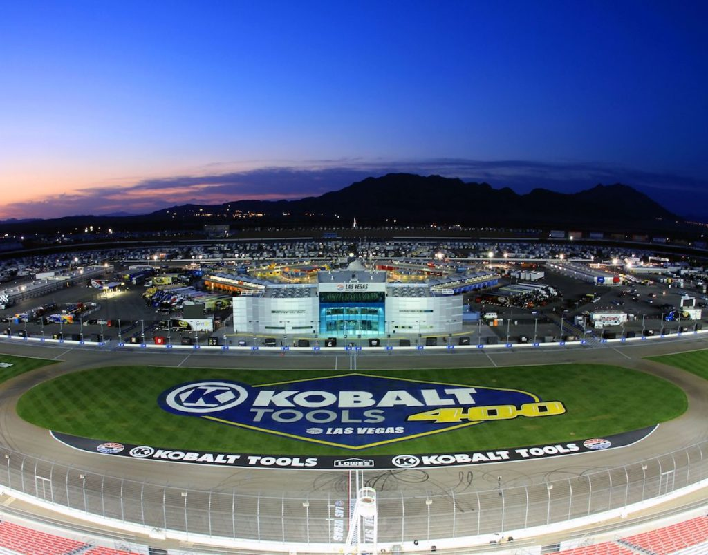 LAS VEGAS NASCAR TRAVEL PACKAGE
