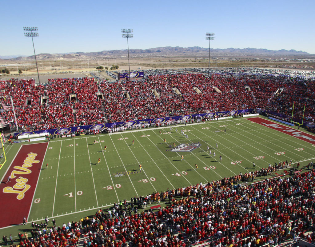 LAS VEGAS BOWL TRAVEL PACKAGE