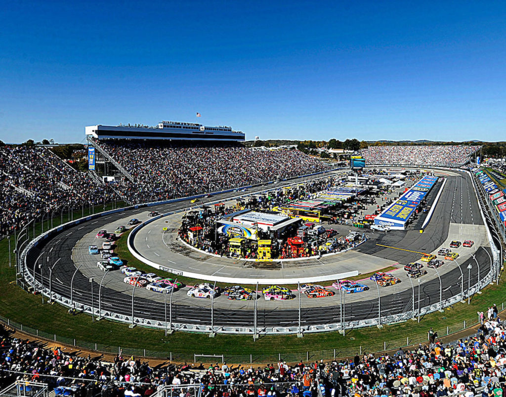 MARTINSVILLE NASCAR TRAVEL PACKAGE