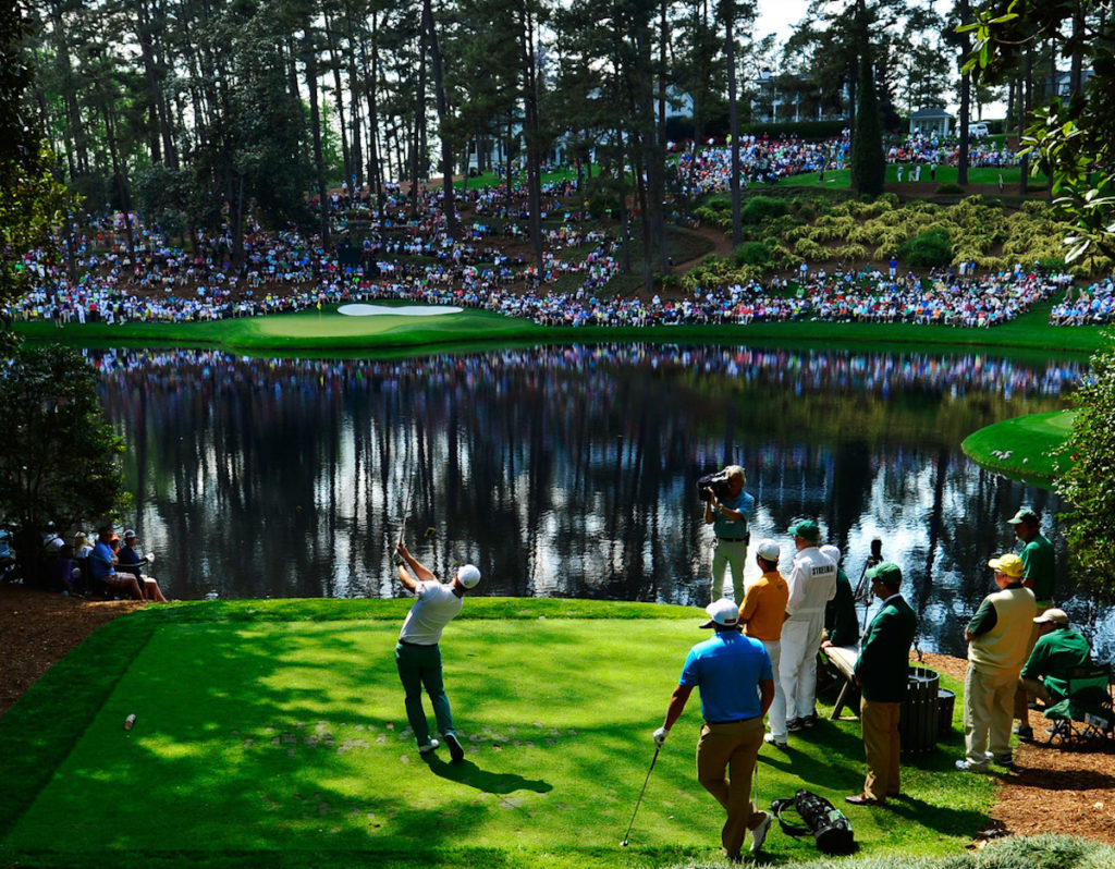 masters practice round trips