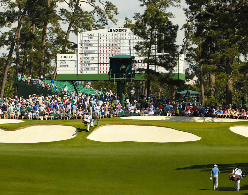 Masters Tournament Trips
