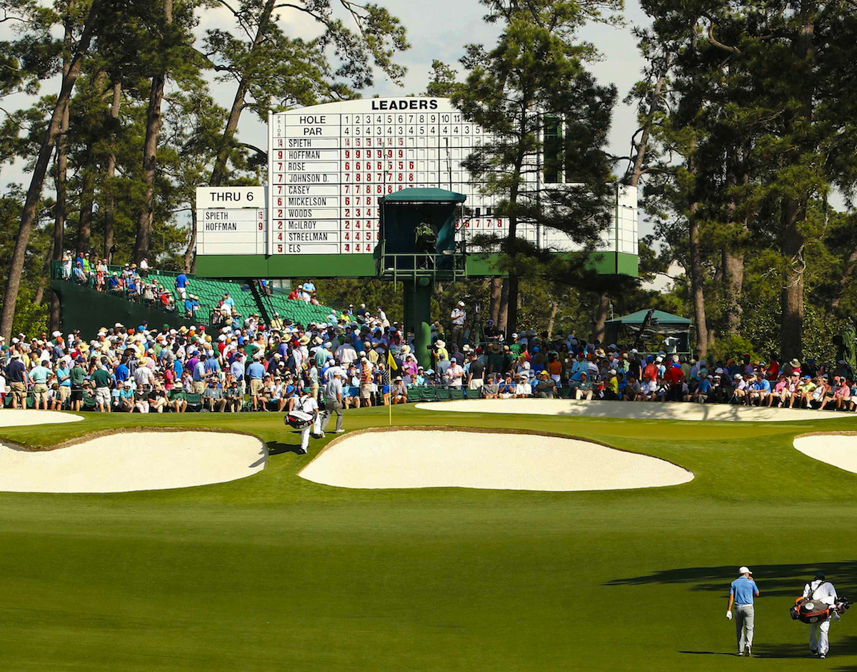 masters tournament travel