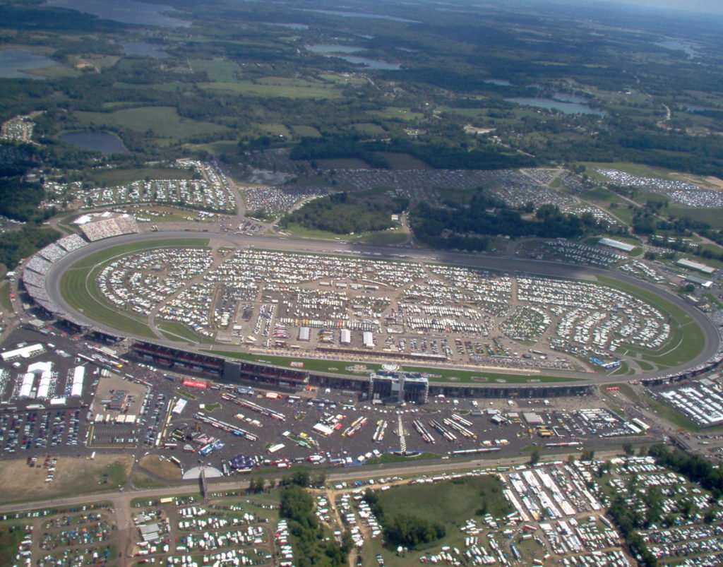 MICHIGAN NASCAR TRAVEL PACKAGE