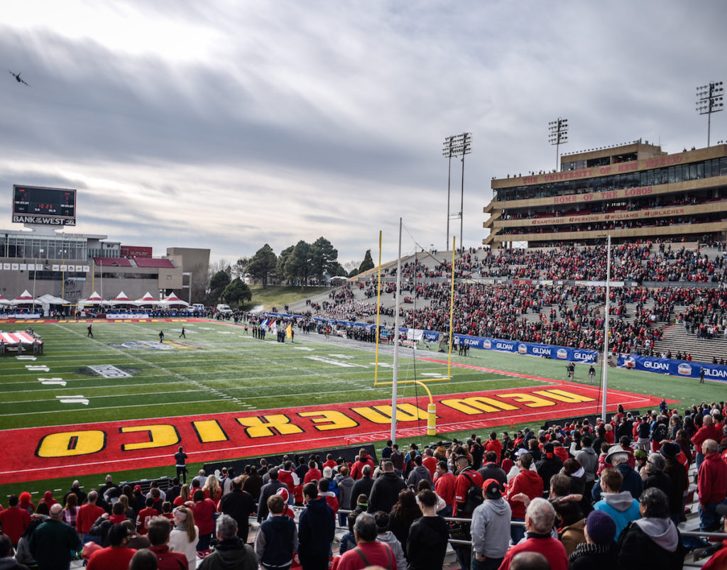 NEW MEXICO BOWL TRAVEL PACKAGE
