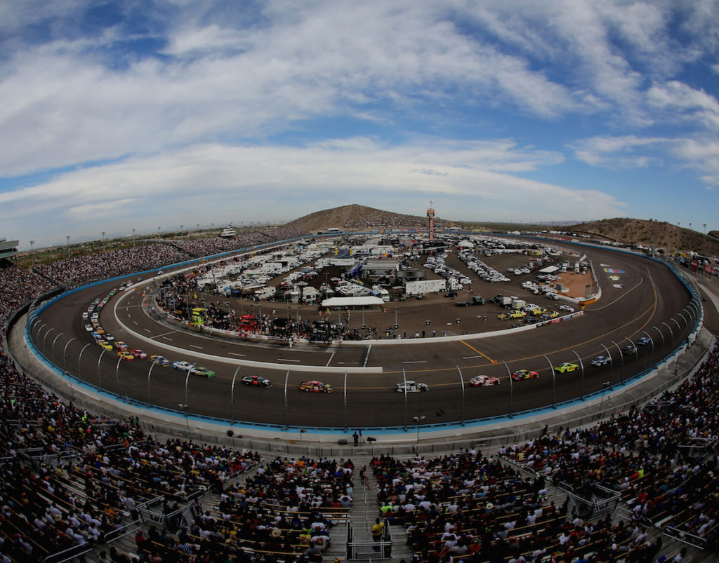PHOENIX NASCAR TRAVEL PACKAGE
