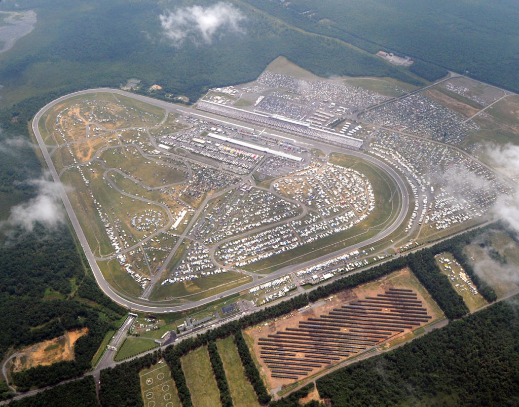 POCONO NASCAR TRAVEL PACKAGE