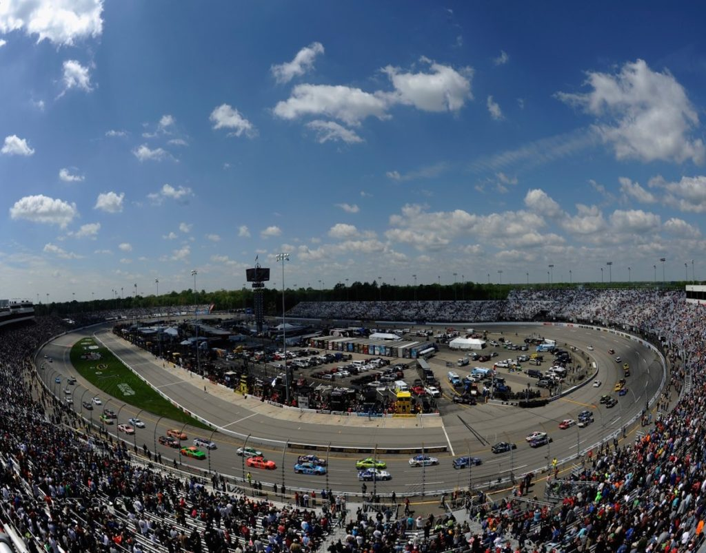 RICHMOND NASCAR TRAVEL PACKAGE