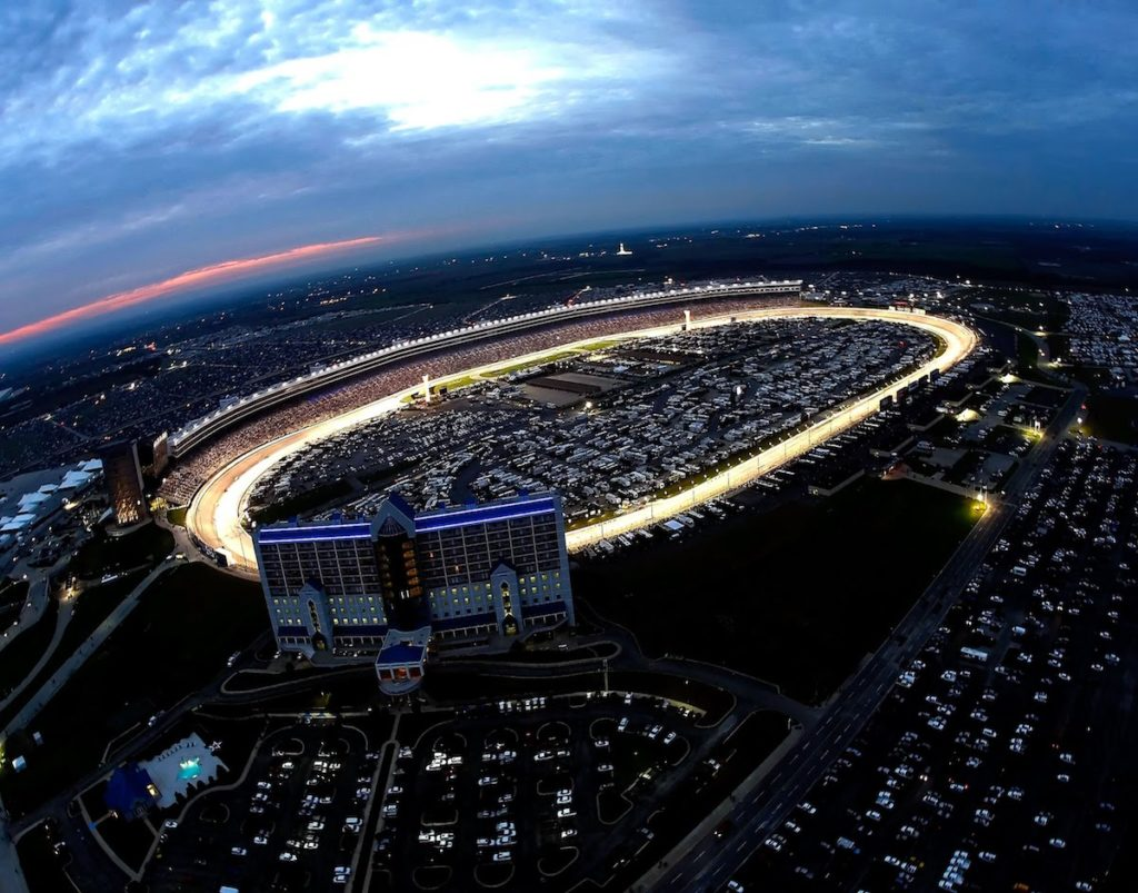 TEXAS NASCAR TRAVEL PACKAGE