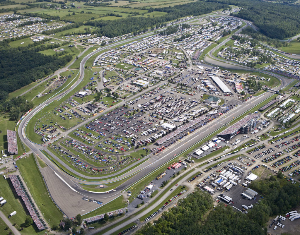 WATKINS GLEN NASCAR TRAVEL PACKAGE