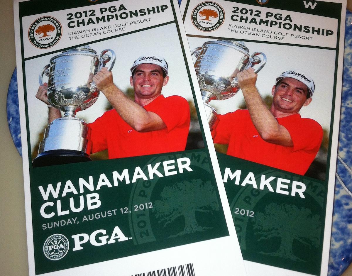 PGA Championship Package