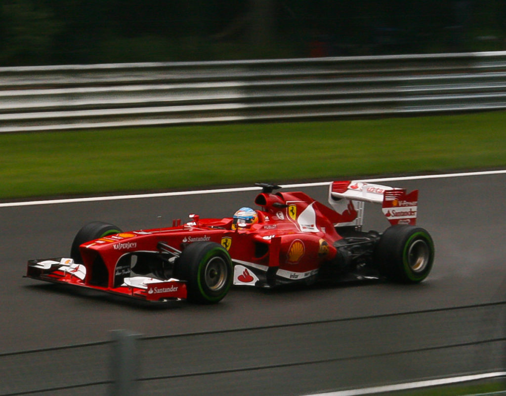 BELGIAN GRAND PRIX TRAVEL PACKAGE
