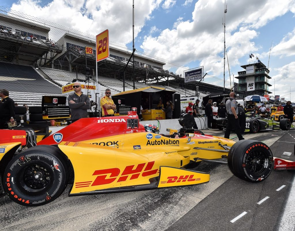 INDIANAPOLIS 500 TRAVEL PACKAGE