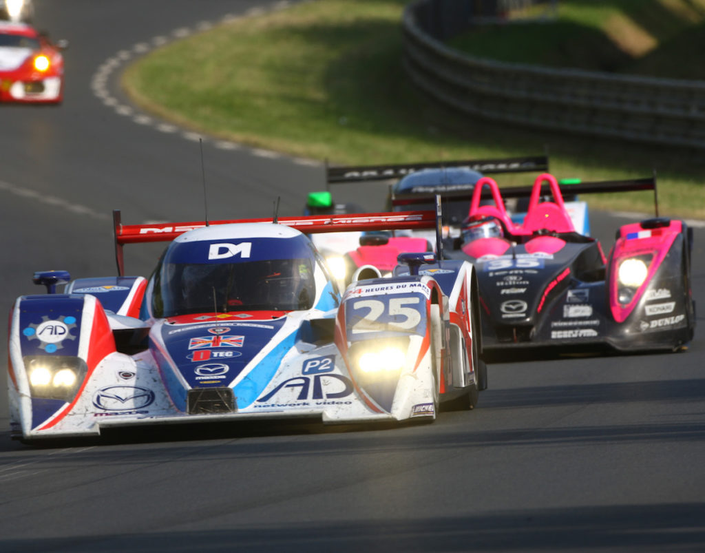 24 HOURS OF LE MANS TRAVEL PACKAGE