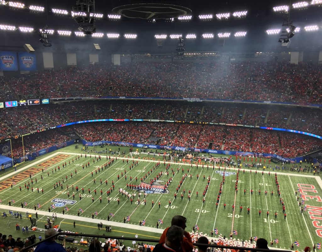 SUGAR BOWL TRAVEL PACKAGES