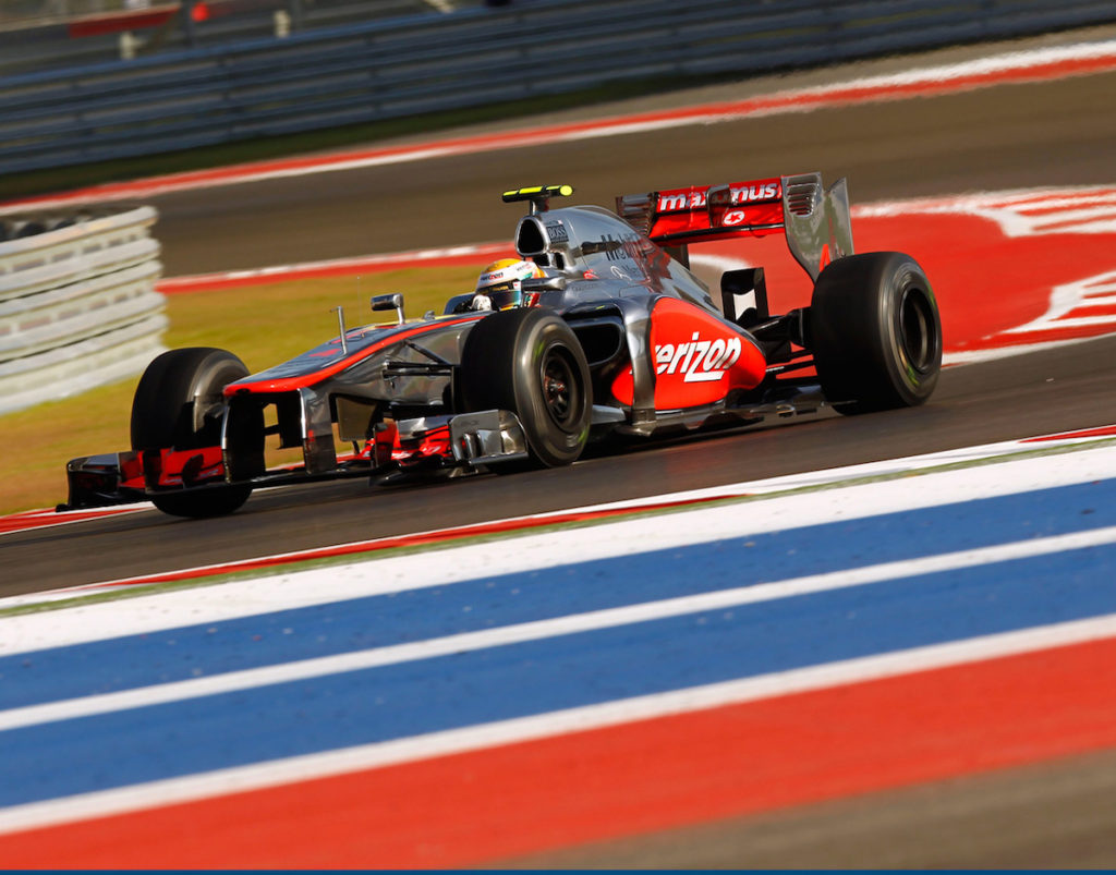 US GRAND PRIX TRAVEL PACKAGE