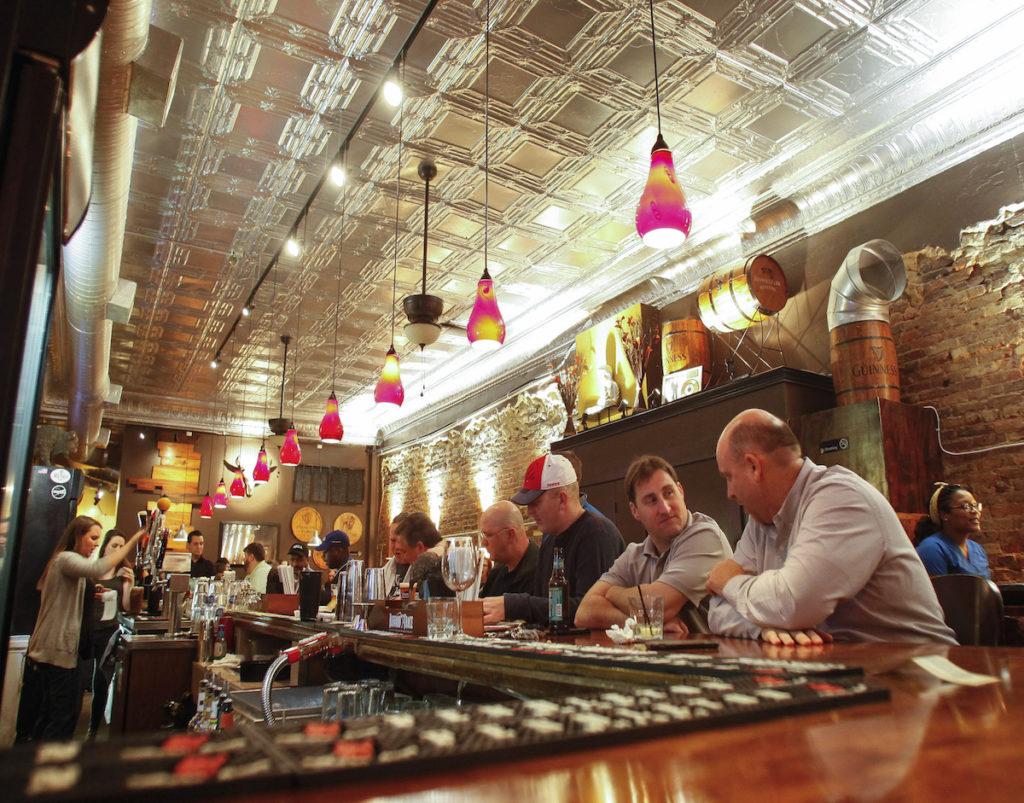 masters week Augusta restaurants bars