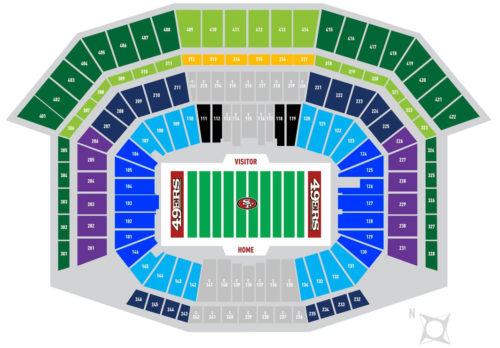 San Francisco 49ers Travel Package