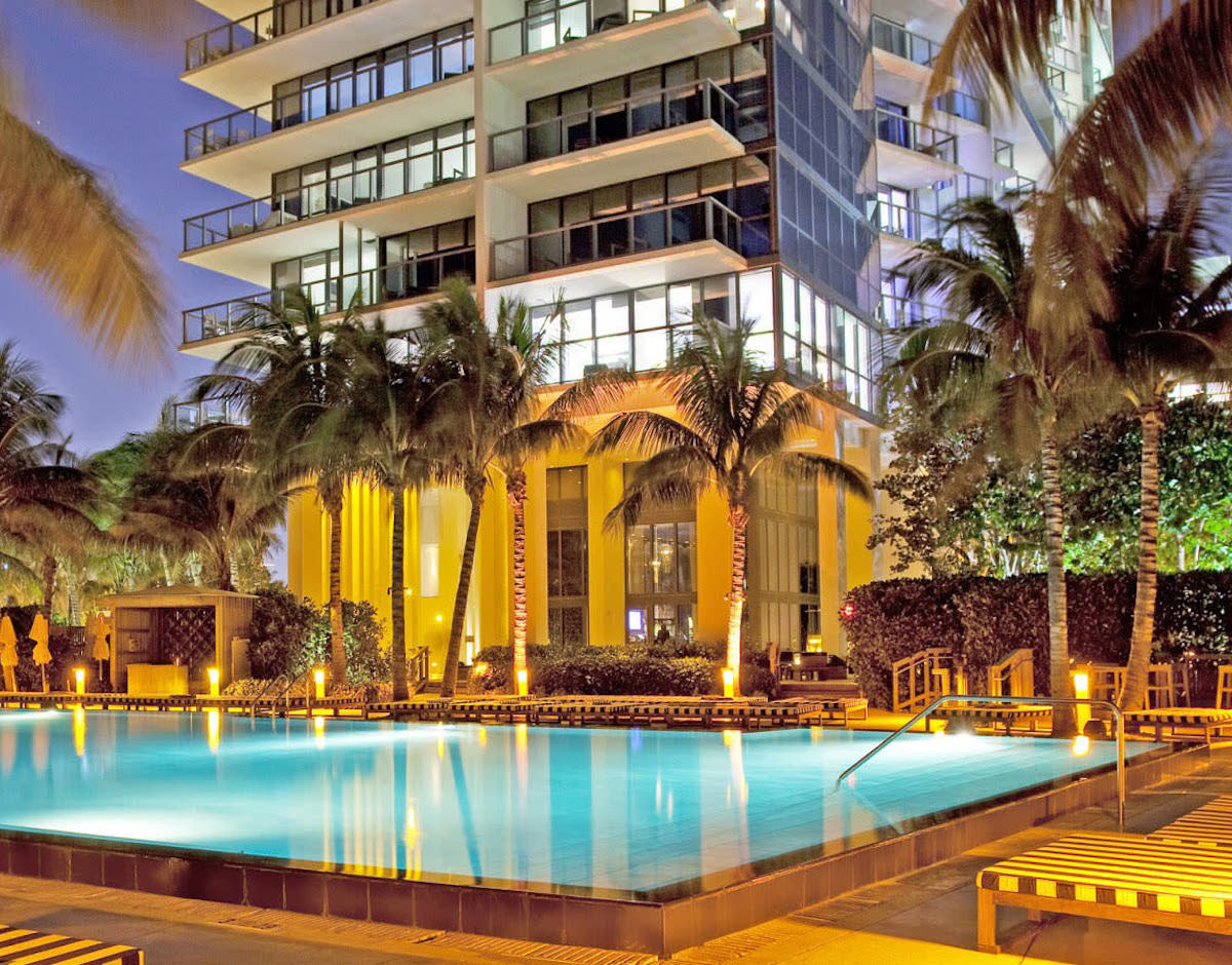 Super Bowl Hotels - W South Beach