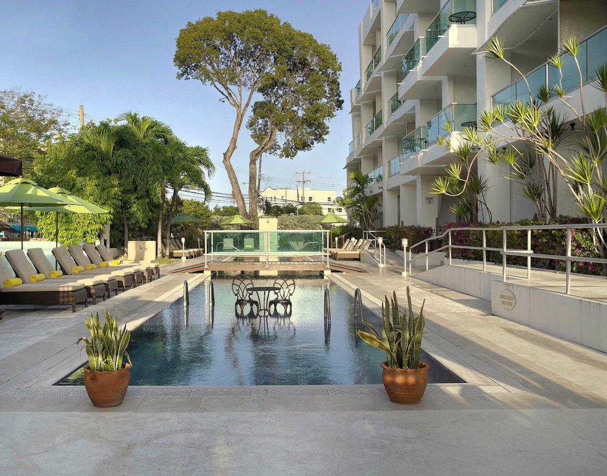 Super Bowl Hotels - South Beach Hotel Miami Beach