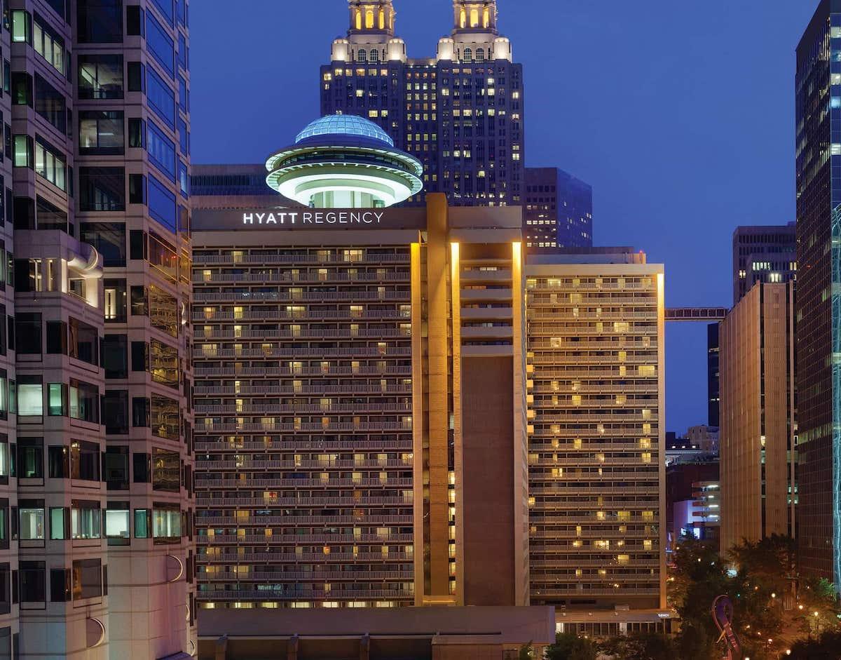 2020 final four hotel