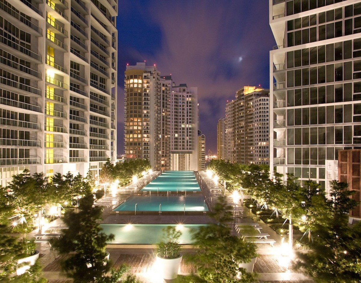 Super Bowl Hotels - The W Downtown Miami